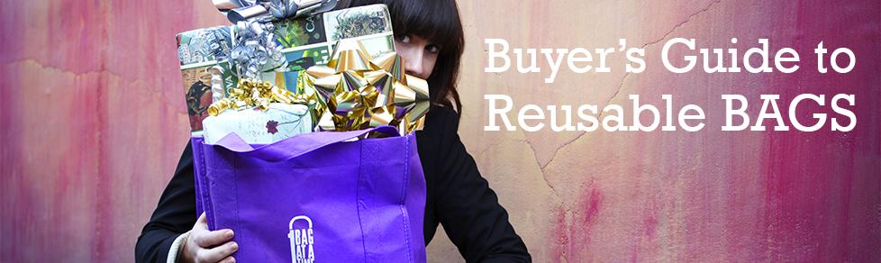 reusable bag with gifts