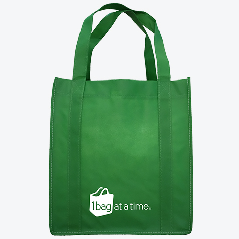 eedb10691fa Non Woven Polyproplyene CLOTHBAGSOur Most Popular Custom Reusable Bags  Designed to Last Up to Two Years